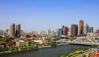 天津市河西区圆满完成 十二五 规划目标纪实