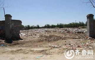 小学与垃圾填埋场为邻 臭气熏天学生被迫转学