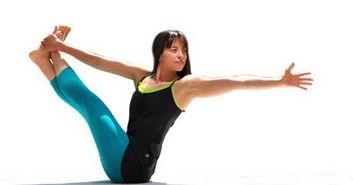 一个动作瘦全身的瑜伽