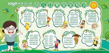 幼儿园假期安全小知识