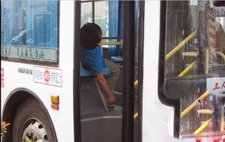 8旬老太骂晕公交女司机