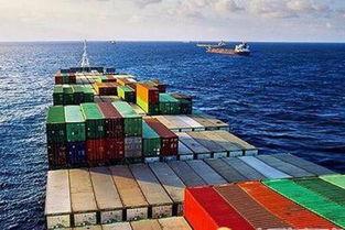 世界航运崛起中国力量