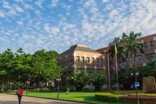 廣東一流大學有哪些