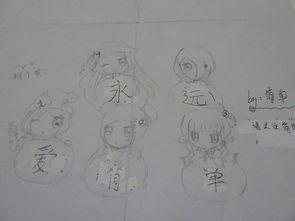 简单漫画图片 简单漫画图片铅笔画 简单漫画图片大全