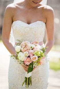 新娘如何选择手捧花