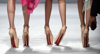女生八个生理常识高跟鞋