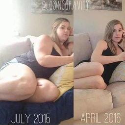 被健身的女人