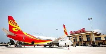 博鳌机场都有哪些航班