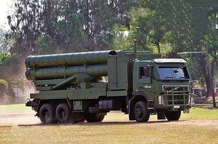 泰军爱上中国造远程火箭炮