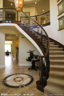 室内楼梯设计图片