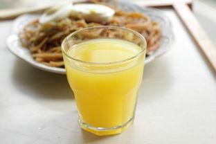 雪梨橙汁做法大全