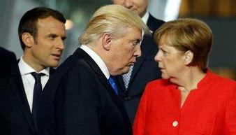 默克尔驳斥德国汽车对美国构成安全威胁的特朗普论调