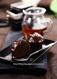 柔润巧克力蛋糕的做法
