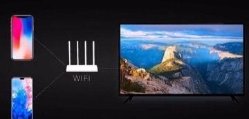 不是智能电视能投屏吗(手机怎么投屏到电视)