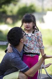 田亮女儿cindy在《爸爸去哪儿》中.