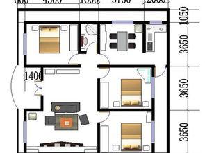 90平方平房设计图大全