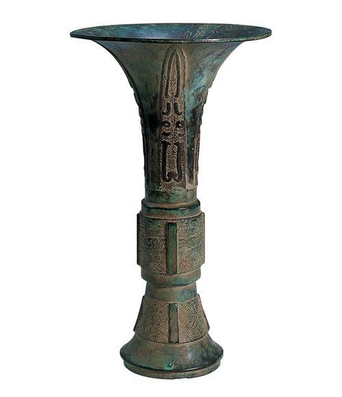 古代青铜器觚