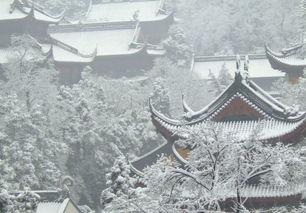 雪中的禅悟