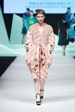 皮草风潮引领新时尚