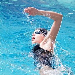 游泳的健身价值800字