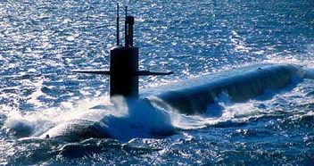 揭秘美国海军俄亥俄级弹道导弹核潜艇 组图