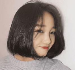 2018年最流行的短发发型女