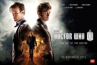《神秘博士》同样经典的英剧还有《神秘博士》,它在中国同样广受欢迎。