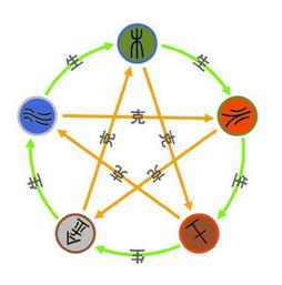 人的五行是怎么算的(人的五行属性有什么规律)