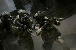 组图 好莱坞摄影师记录 猎杀本拉登 震撼战争场面
