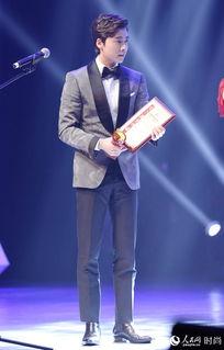 第22届华鼎奖颁奖典礼李易峰凭借青云志连获两项大奖