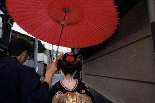 她走进艺伎区,向每个艺伎介绍自己.