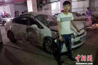 广西一男子肇事致人死亡后逃逸被抓图