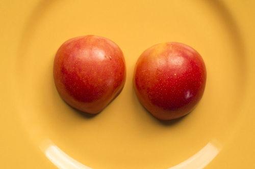 形容桃梨的句子