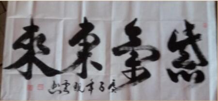 北京书法家作品欣赏(王镛书法作品欣赏)_1659人推荐