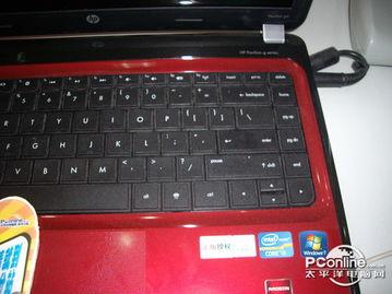 华开电脑 惠普G4 1348TX红色的穿越