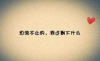 优美伤感句子