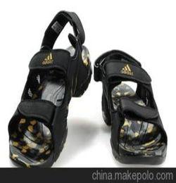 免费诚招阿迪达斯加盟代理男款迷彩凉鞋加盟代理 拖鞋加盟代理