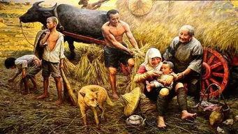 拾忆 一组老油画,勾起无数人童年与故乡的回忆