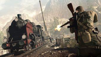 狙击精英4 玩家评测 死神狙击手再战纳粹