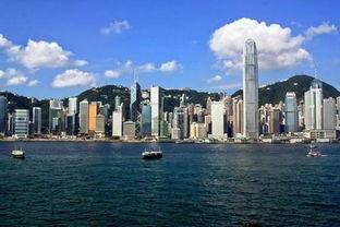 ...中国城市竞争力香港第二 或被深圳超越