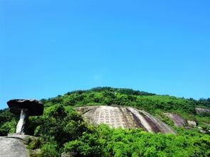 湖南衡阳有处鲜为人知的神秘峡谷 你敢穿越么