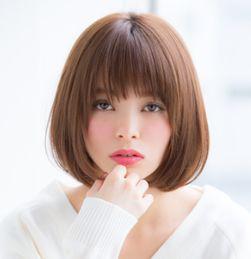 圆脸女生适合什么样的短发?