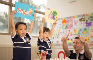 全英文少儿STEAM教育 柏金瀚英语来到深圳