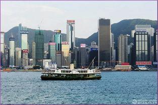 香港游 星光大道