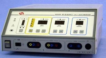 高频电刀可行性论证