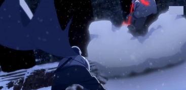 火影忍者 成年佐助最帅的三个镜头,一次装完就跑,很刺激