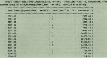 数据库表名设置大小写