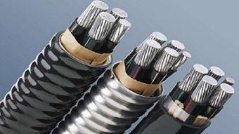5蕊铝电缆都有哪些型号