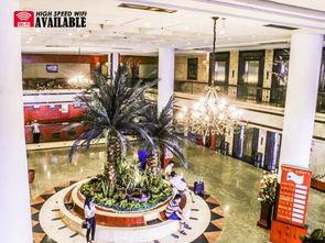 棉兰索奇国际酒店 Soechi International
