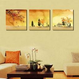 客厅装饰画风水,客厅装饰画应禁忌什么(客厅挂画风水的禁忌,不宜的挂